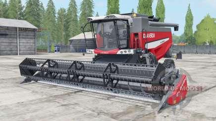 Laverda M300 amaranth red for Farming Simulator 2017