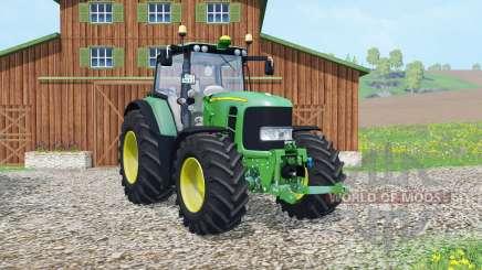 John Deere 7530 Premium 2007 for Farming Simulator 2015