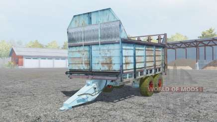 Fortschritt T088 pale cerulean for Farming Simulator 2013