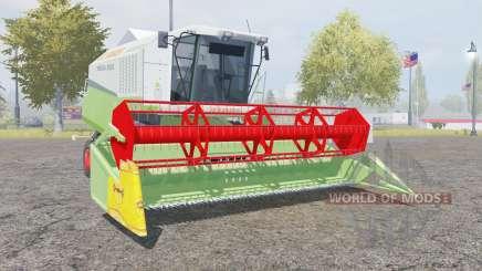 Claas Mega 350 for Farming Simulator 2013