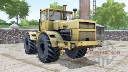 Kirovets K-701Р selection of wheels for Farming Simulator 2017