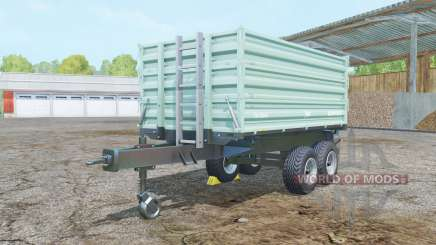 Brantner TA 10041 paris white for Farming Simulator 2015