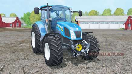 New Holland T5.95 animated element for Farming Simulator 2015
