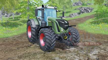 Fendt 927 Vario animated element for Farming Simulator 2015