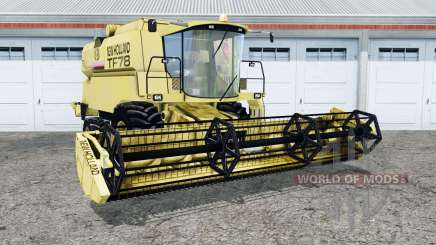 New Hollanɗ TF78 for Farming Simulator 2015