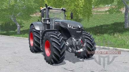 Fendt 1000 Vario Black Beauty for Farming Simulator 2017