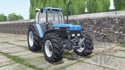 New Holland 8340 new engine sound for Farming Simulator 2017