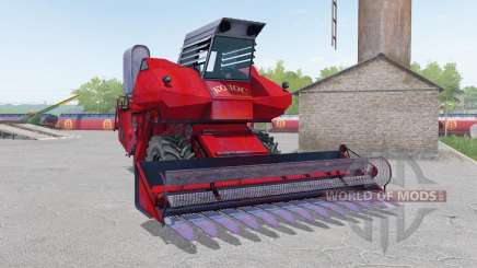 SK-6 Kolos red color for Farming Simulator 2017