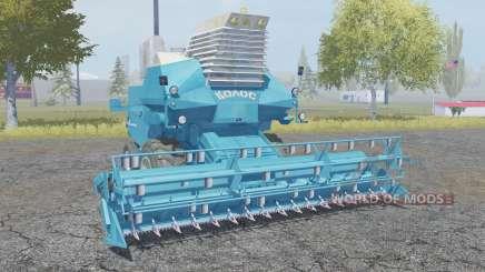 SK-6 Kolos for Farming Simulator 2013