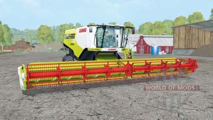 Claas Lexion 780 TerraTrac multifᶉuit for Farming Simulator 2015