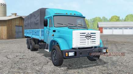 ZIL-133Г40 for Farming Simulator 2015
