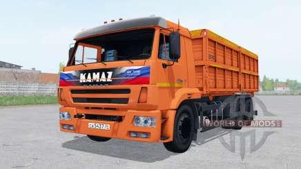 KamAZ-45144 for Farming Simulator 2017