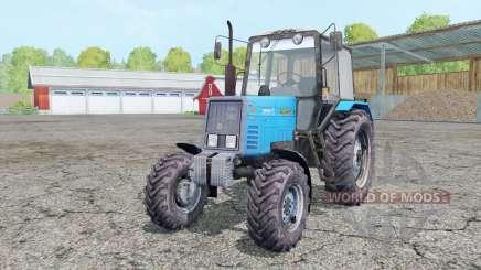 MTZ-892 Belarus animated elements for Farming Simulator 2015