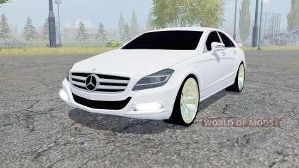 Mercedes-Benz CLS 350 CDI (C218) 2010 for Farming Simulator 2013