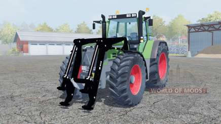 Fendt Favorit 816 Turboshift front loader for Farming Simulator 2013