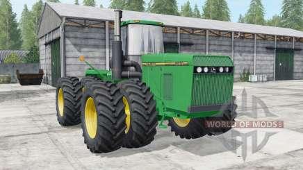 John Deere 89x0 for Farming Simulator 2017