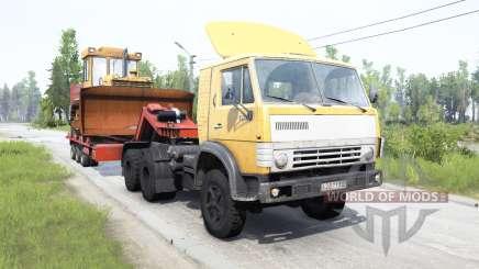 KamAZ-5410 for MudRunner