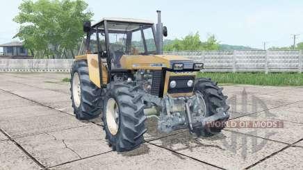 Ursus 1224 configure for Farming Simulator 2017