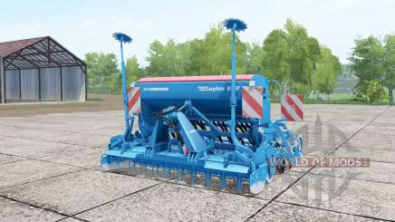 Lemken Saphir 8 _ for Farming Simulator 2017