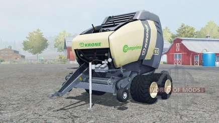 Krone Comprima V180 XC Black Beauty for Farming Simulator 2013