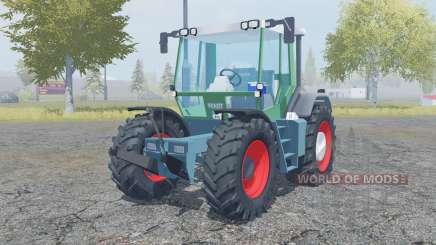 Fendt Xylon 522 for Farming Simulator 2013