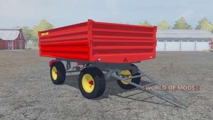 Zmaj 485 for Farming Simulator 2013