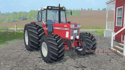 International 1455 XL animated element for Farming Simulator 2015