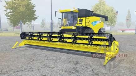 New Holland CR9090 manual ignition for Farming Simulator 2013