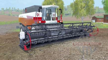 Acros 530 with Reaper for Farming Simulator 2015