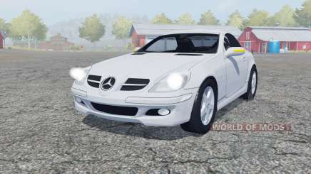 Mercedes-Benz SLK 350 (R171) 2004 for Farming Simulator 2013
