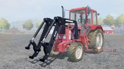 MTZ-82 front loader for Farming Simulator 2013
