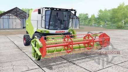 Claas Tucano 320 android green for Farming Simulator 2017