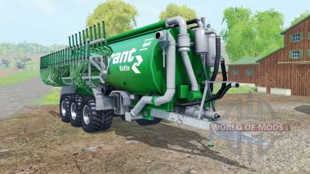 Kotte Garant Profi VTɌ 25.000 for Farming Simulator 2015