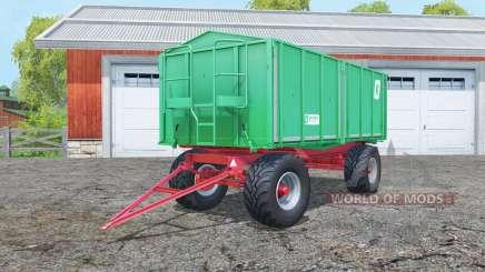 Kroger Agroliner HKD 302 compound feed  for Farming Simulator 2015