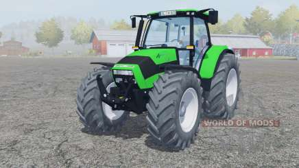 Deutz-Fahr Agrotron Ƙ 120 for Farming Simulator 2013