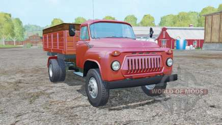 GAS-SAZ-3507 moderately red color for Farming Simulator 2015