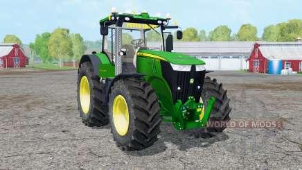 John Deere 7310R work camera for Farming Simulator 2015