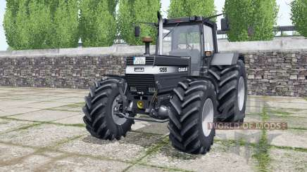 Case IH 1255 XL Blacƙ for Farming Simulator 2017