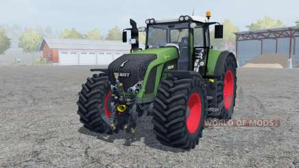 Fendt 924 Vario double wheels for Farming Simulator 2013