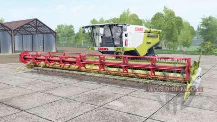 Claas Lexion 780 TerraTraꞔ for Farming Simulator 2017