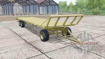 Fliegl DPW 180 multicolor for Farming Simulator 2017
