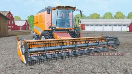 Valtra BC 4500 with header for Farming Simulator 2015