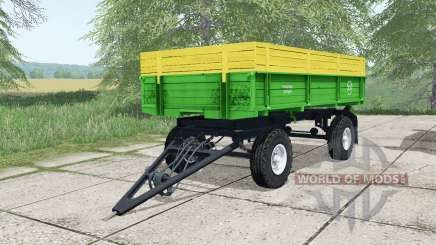 PTS-4 green color for Farming Simulator 2017