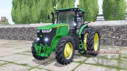 John Deere 7R for Farming Simulator 2017