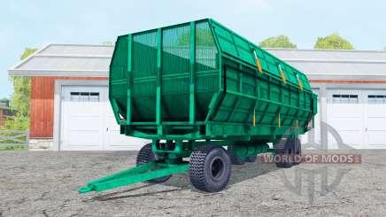 PS-60 Caribbean green color for Farming Simulator 2015