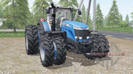 Massey Ferguson 8700 more configurations for Farming Simulator 2017