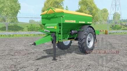 Amazone ZG-B 8200 pantone green for Farming Simulator 2015