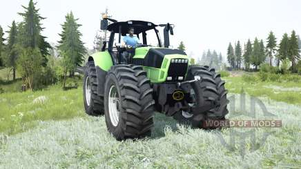 Deutz-Fahr Agrotron X 720 for MudRunner