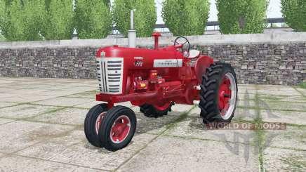 Farmall 450 1956 for Farming Simulator 2017