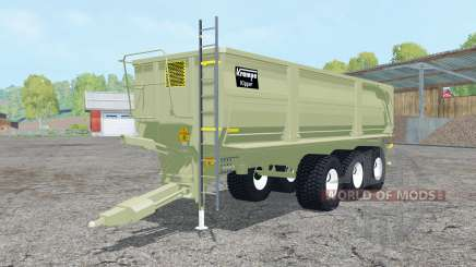 Krampe Big Body 900 S multifruit for Farming Simulator 2015
